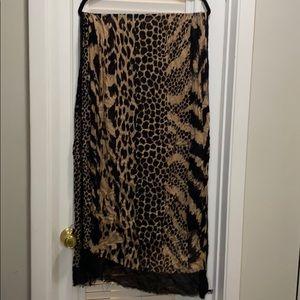 Stella & Dot pattern scarf